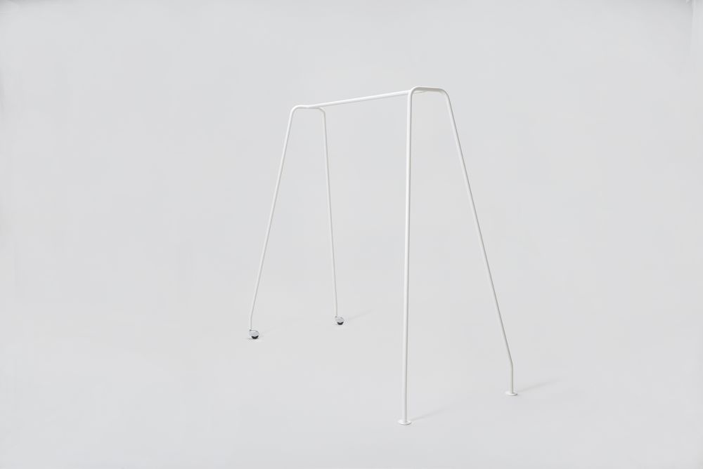 Easy Coatrack / Black,MYKILOS ,Hooks & Hangers,design,drawing,line,white