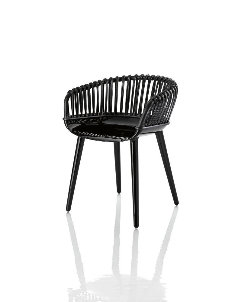 White Base, Natural Back,Magis Design,Armchairs,chair,furniture
