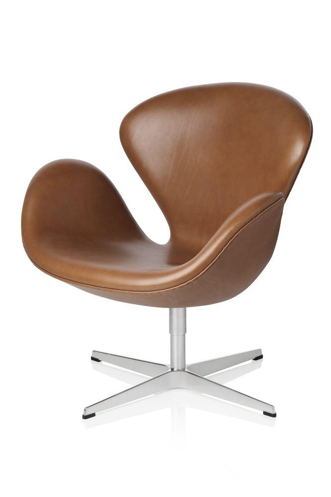 Swan Easy Chair by Fritz Hansen