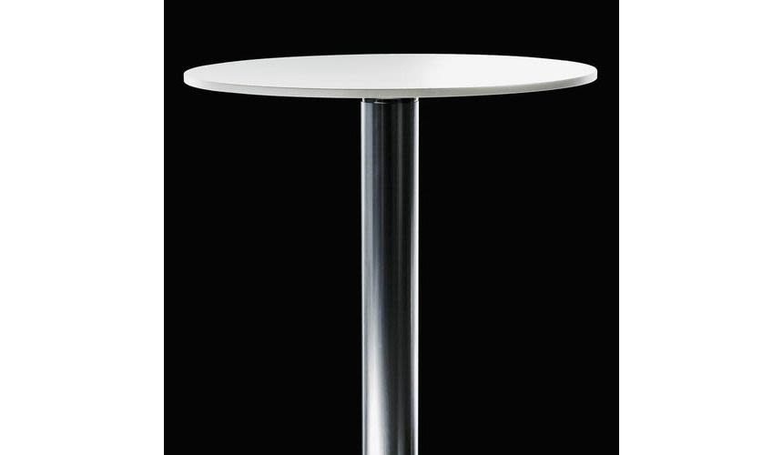 Polished Frame, White Top,Magis,High Tables,furniture,lamp,light fixture,lighting,material property,table