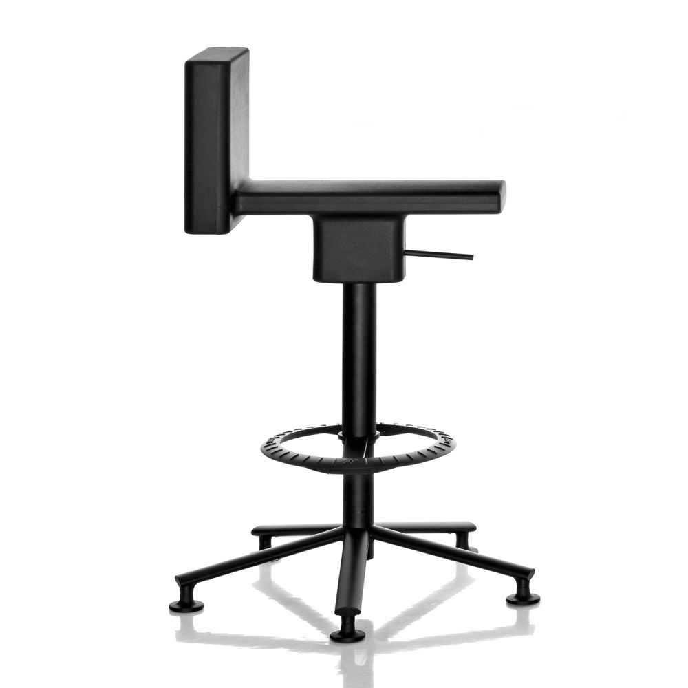 Black,Magis Design,Stools,bar stool,furniture