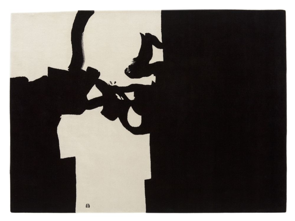 Chillida Rug - Collage 1966 by Nanimarquina