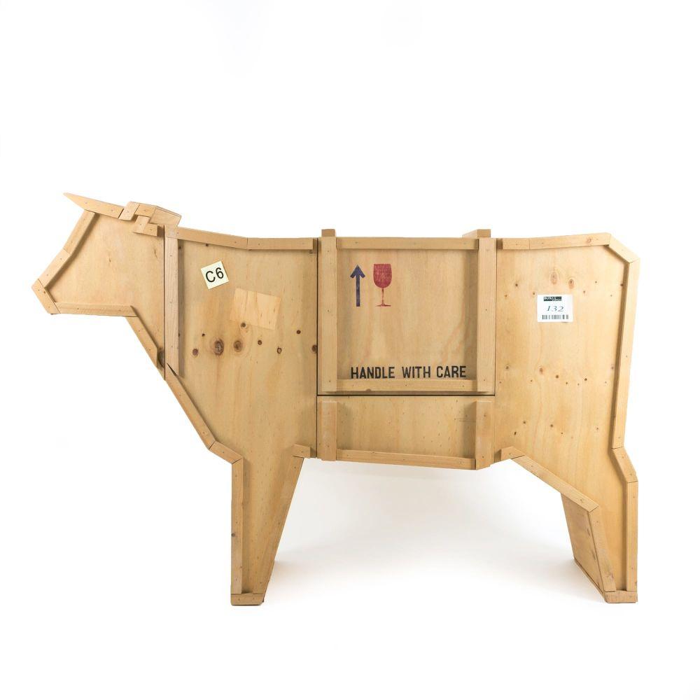 Sending Cow by Seletti
