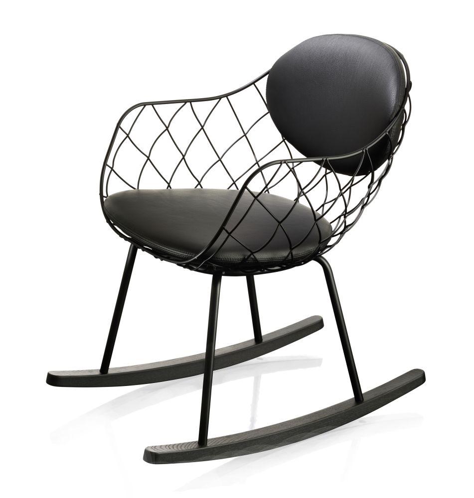 Piña Rocking Chair by Magis Design