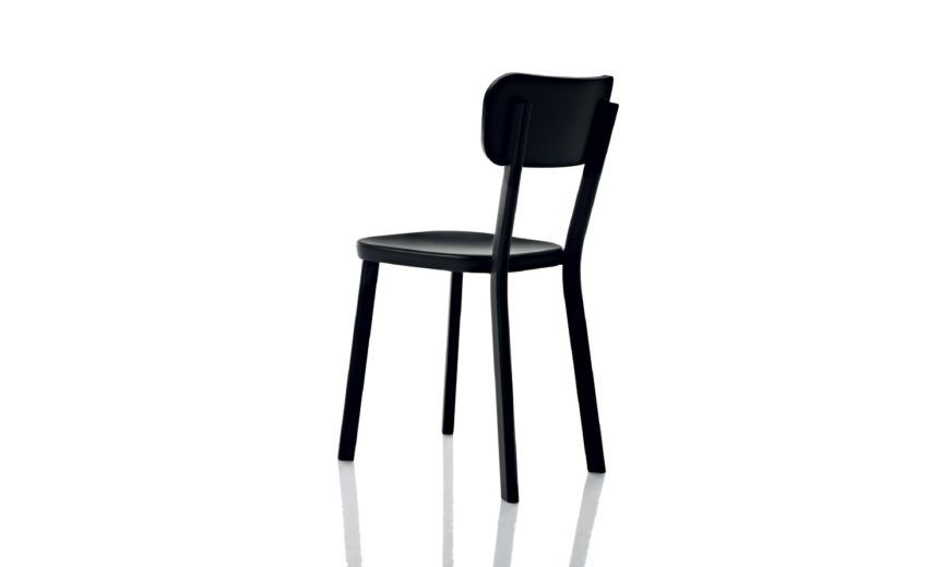 Polished Aluminium,Magis Design,Dining Chairs,bar stool,black,chair,furniture
