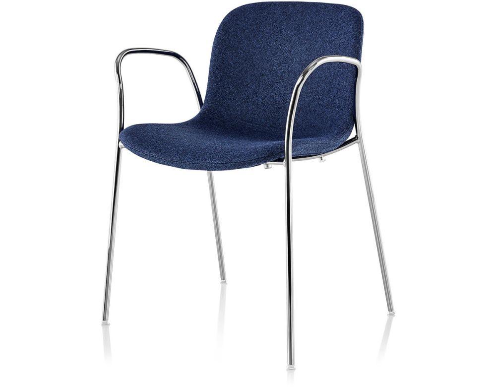 Chromed Frame, Divina Melange 2 531,Magis,Armchairs,chair,furniture