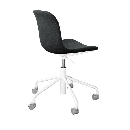 Divina Melange 2 531 Fabric and Chromed Base,Magis Design,Seating,chair,furniture,line,material property,office chair,plastic,product