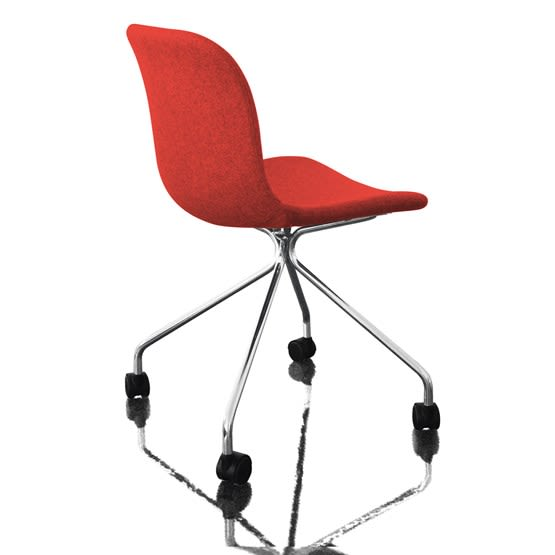 Divina Melange 2 531 Fabric and Chromed Base,Magis Design,Seating,chair,furniture