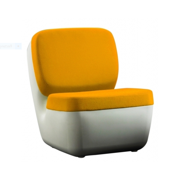 Divina 3 426,Magis Design,Lounge Chairs,chair,furniture,orange,plastic,yellow