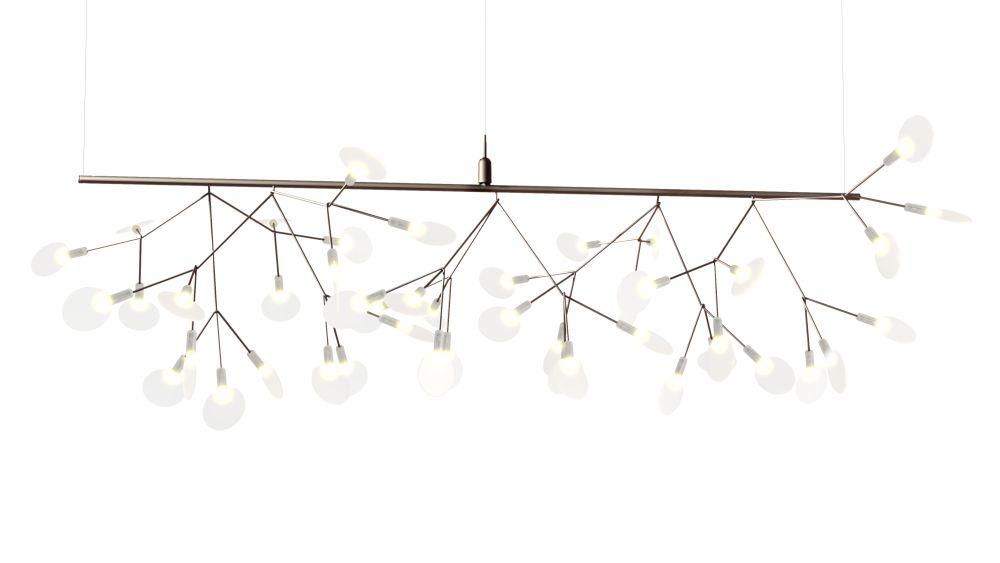 Heracleum Endless Pendant Light by MOOOI
