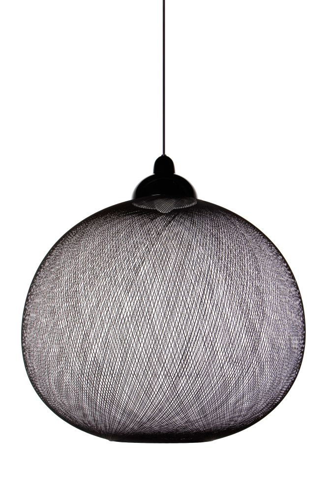 Black, 48cm Diameter,MOOOI,Pendant Lights,ceiling,ceiling fixture,lamp,light,light fixture,lighting