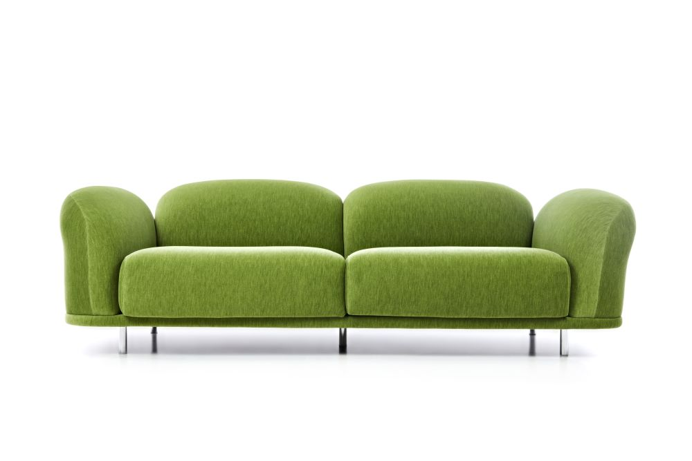 Velour Coral,MOOOI,Sofas,chair,comfort,couch,furniture,green,sofa bed