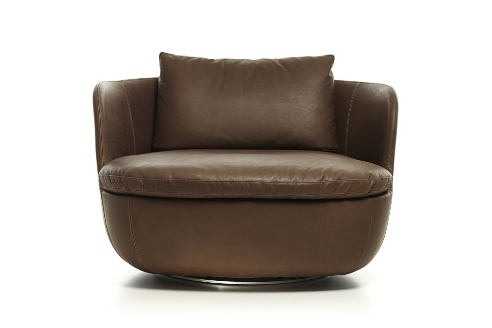 Bart Swivel Armchair by MOOOI