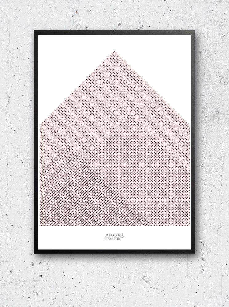 Spiral Poster,IHANNA HOME,Prints & Artwork,beige,line,pyramid
