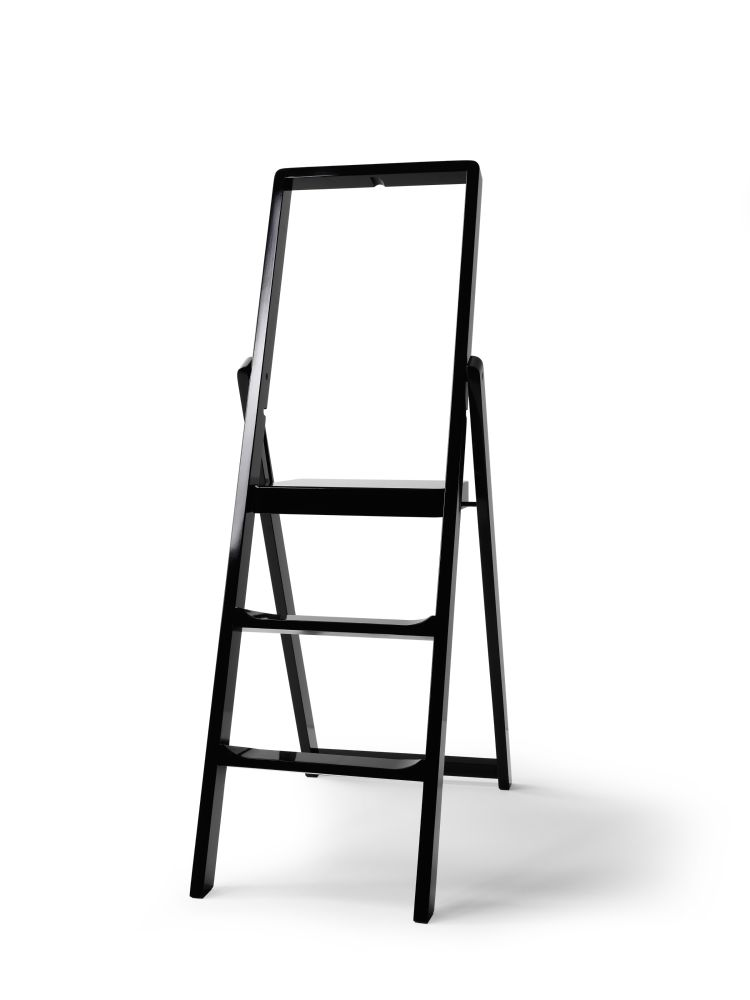 White Lacquer,Design House Stockholm,Furniture,bar stool,chair,easel,furniture