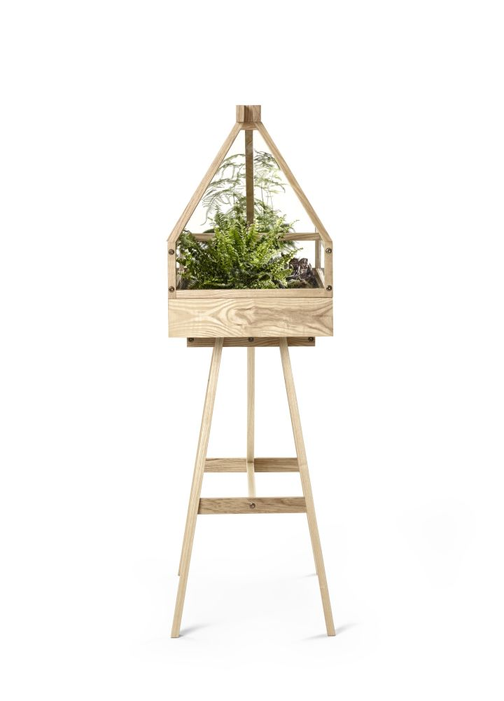 Top part, dark grey,Design House Stockholm,Plant Pots,furniture,product,table