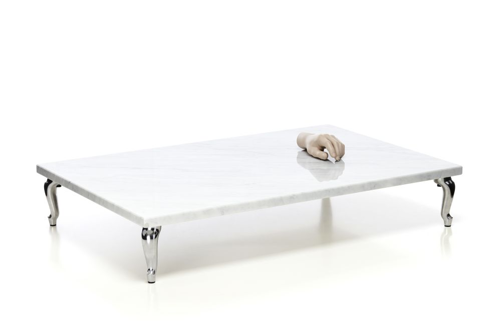 Graphite, High, 72 x 40 cm,MOOOI,Coffee & Side Tables,coffee table,furniture,rectangle,table