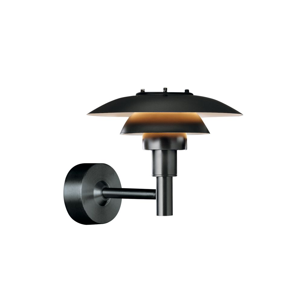 PH 3-2½ Outdoor Wall Light by Louis Poulsen