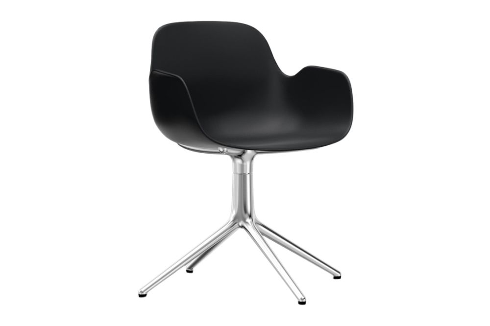 Form Swivel Armchair 4L by Normann Copenhagen