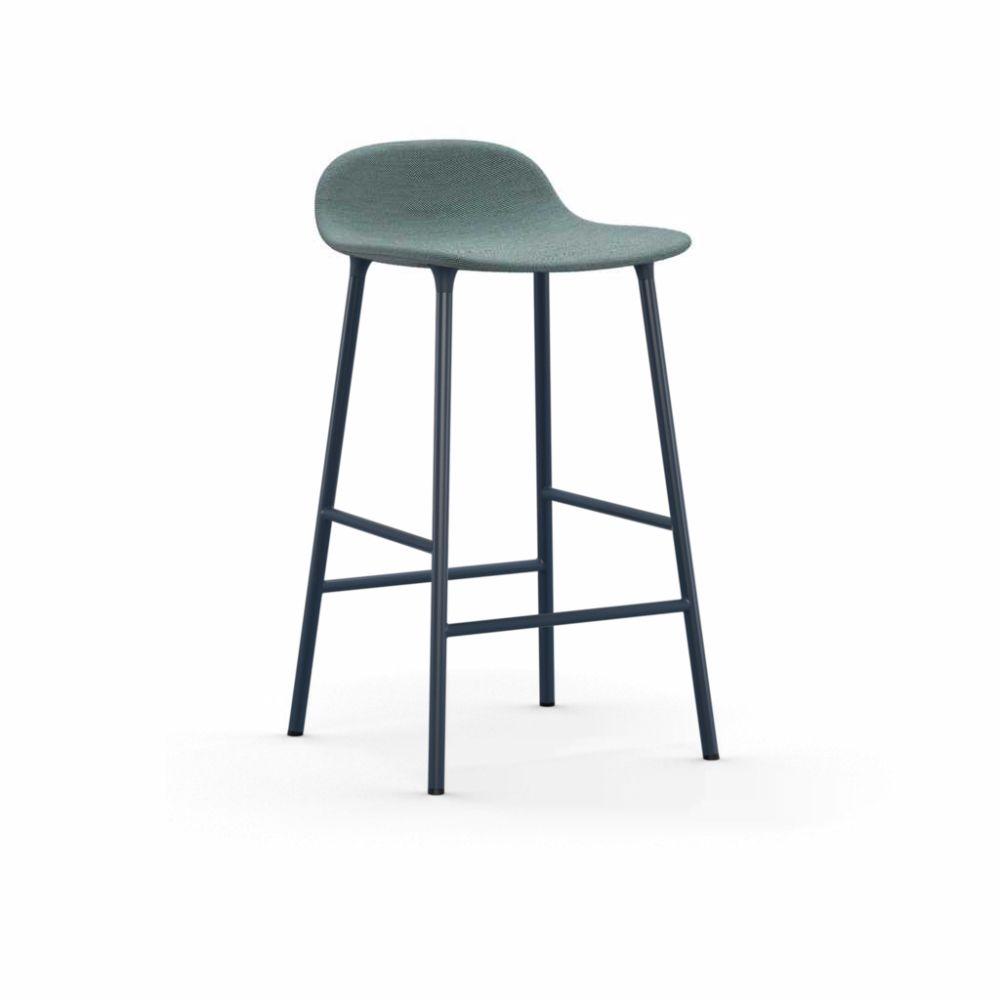 Fame 60078, NC Chrome, 65cm,Normann Copenhagen,Stools,bar stool,furniture,stool,table