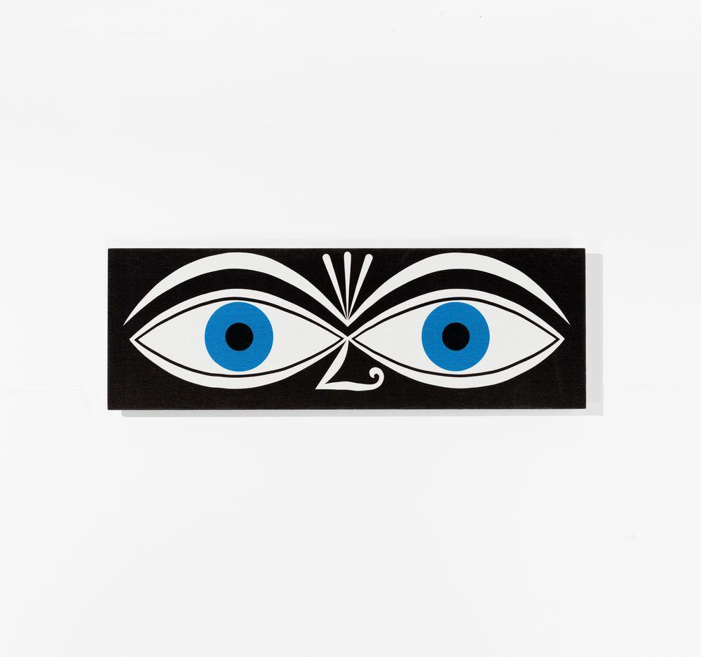 Eyes Environmental Wall Hanging by Vitra