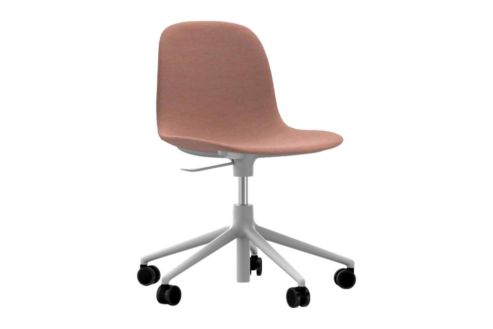 Form Swivel Chair 5W Gaslift - Fully Upholstered by Normann Copenhagen