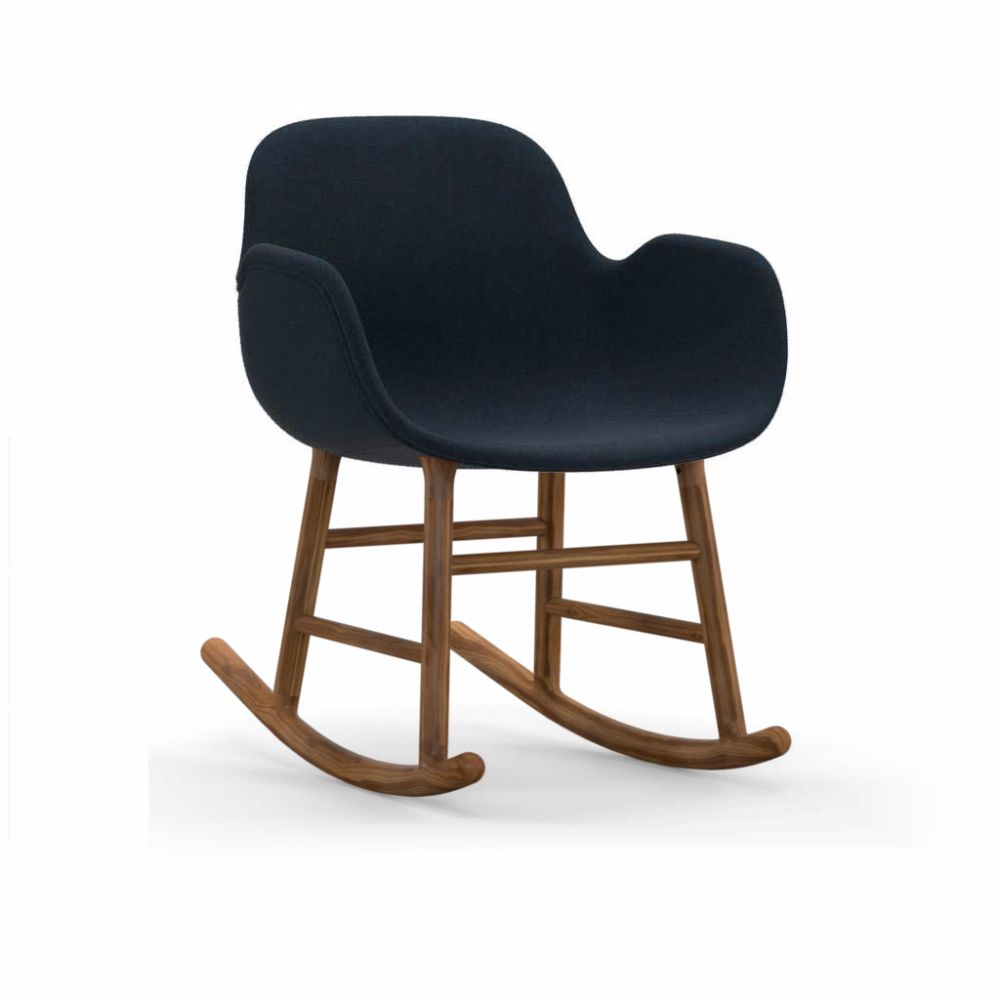 Form Rocking Armchair - Fully Upholstered by Normann Copenhagen