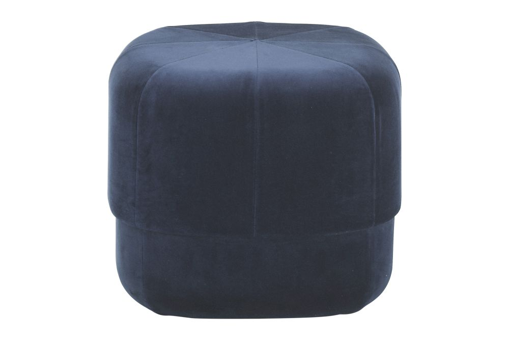 Velour Blush, Large,Normann Copenhagen,Footstools,cap,headgear,ottoman