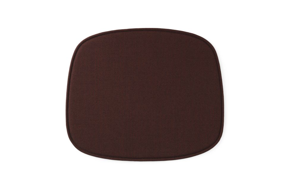 White,Normann Copenhagen,Cushions,brown,maroon