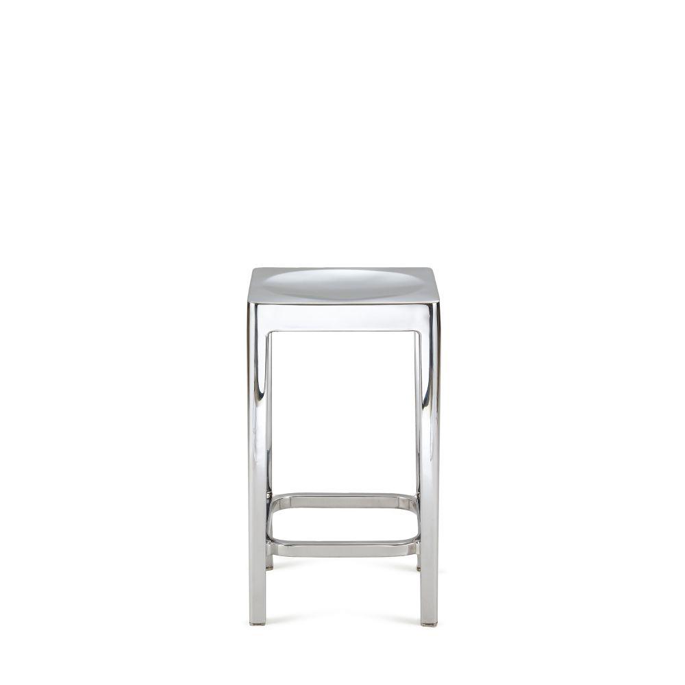 Hand Brushed,Emeco,Stools,furniture,rectangle,stool,table