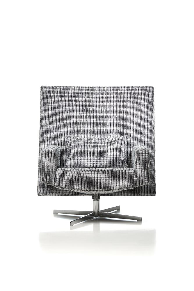Macchedil Grezzo Black indigo,MOOOI,Lounge Chairs,furniture,office chair,technology,television