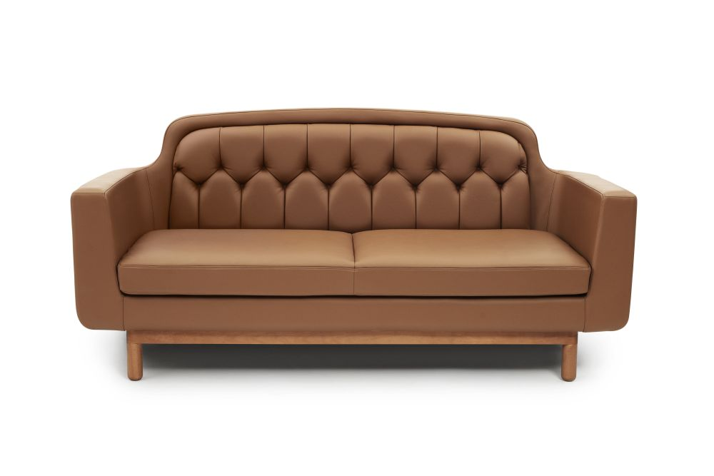 Onkel 2 Seater Sofa by Normann Copenhagen