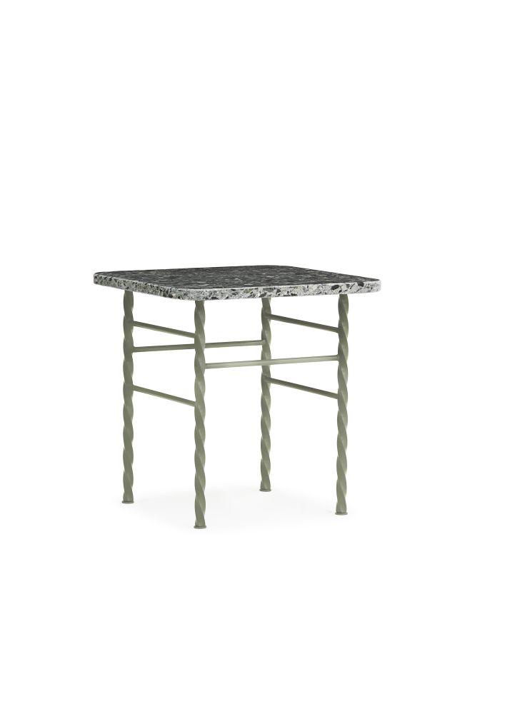 Green,Normann Copenhagen,Coffee & Side Tables,desk,furniture,outdoor furniture,outdoor table,rectangle,table