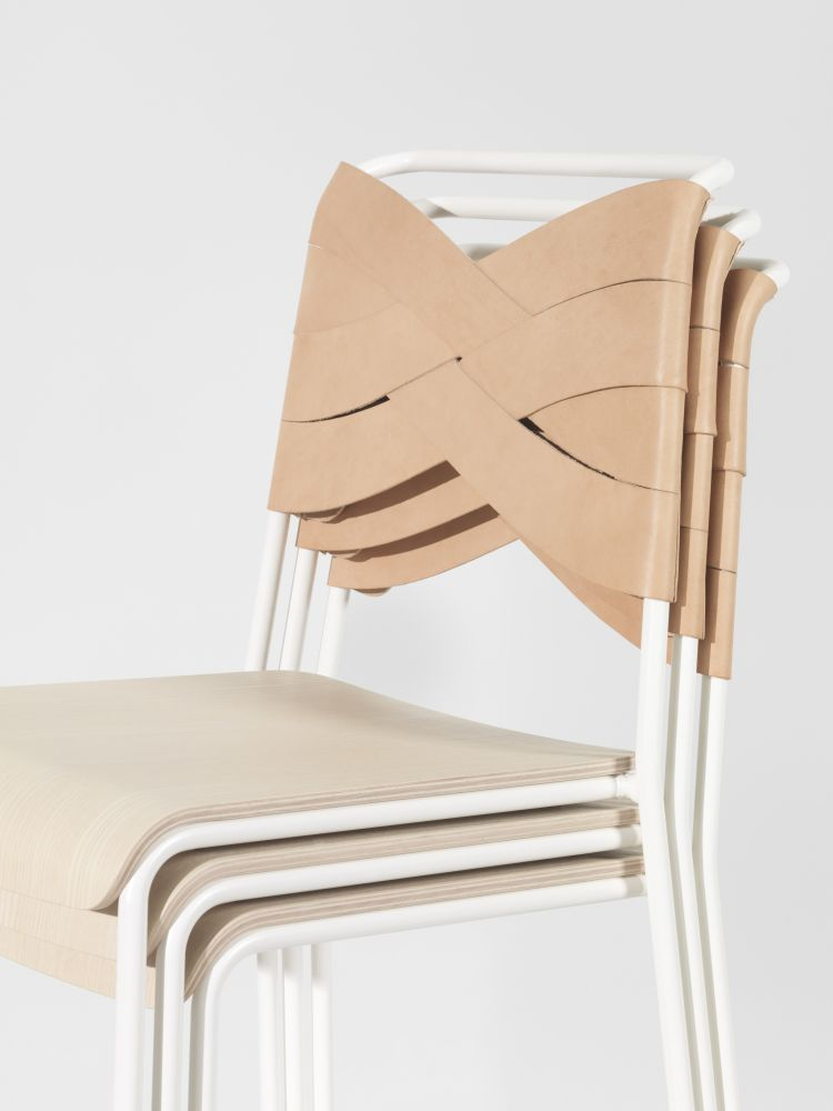 Black/black,Design House Stockholm,Dining Chairs,beige,chair,furniture,table,wood