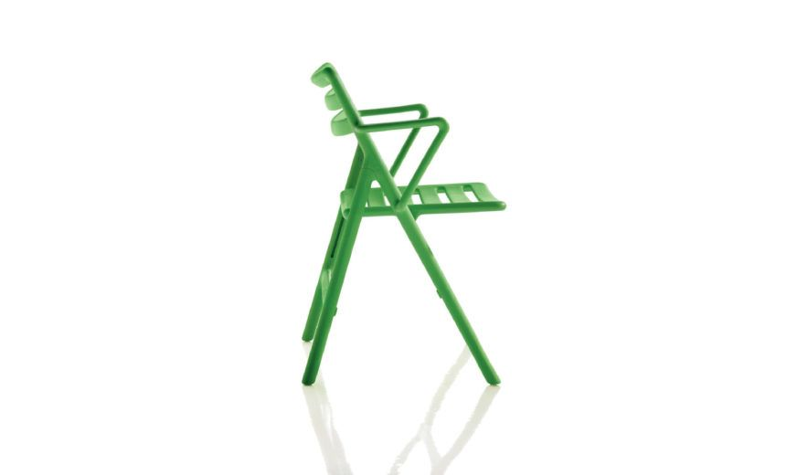 Matt Orange,Magis Design,Armchairs,green,line