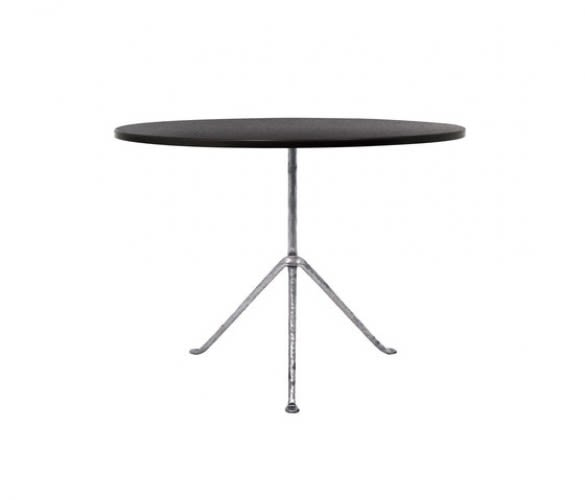 Painted Black Top, Galvanized Frame,Magis Design,Dining Tables,furniture,outdoor table,table
