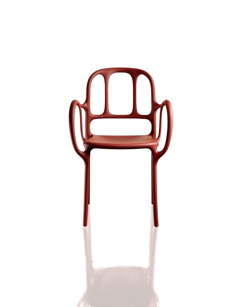 Milà Stacking Armchair - Set of 2 by Magis Design