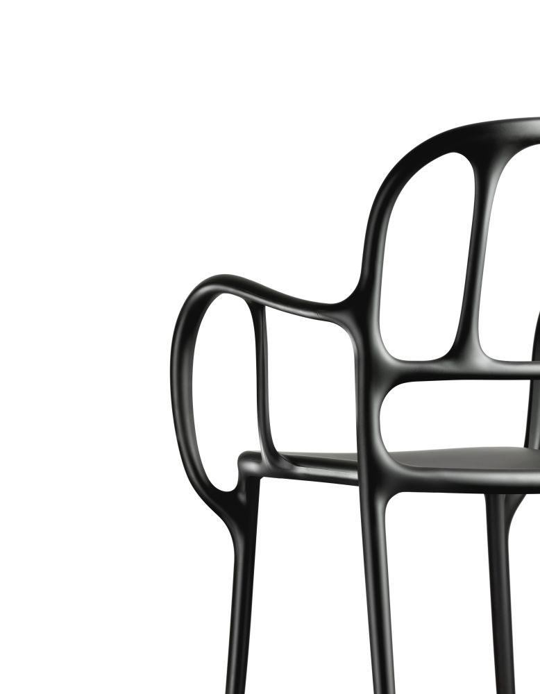 Matt Red,Magis Design,Armchairs,chair,furniture,line