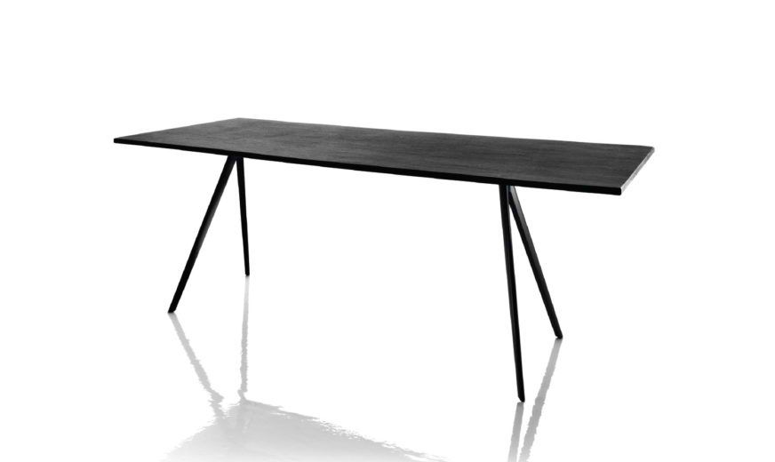 Baguette Dining Table by Magis Design