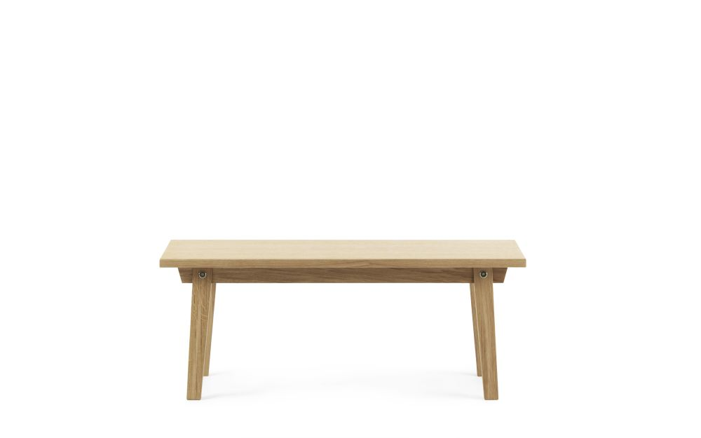 Matt Lacquer,Normann Copenhagen,Coffee & Side Tables,bench,coffee table,desk,furniture,plywood,rectangle,table