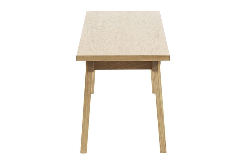 Matt Lacquer,Normann Copenhagen,Benches,beige,chair,furniture,table