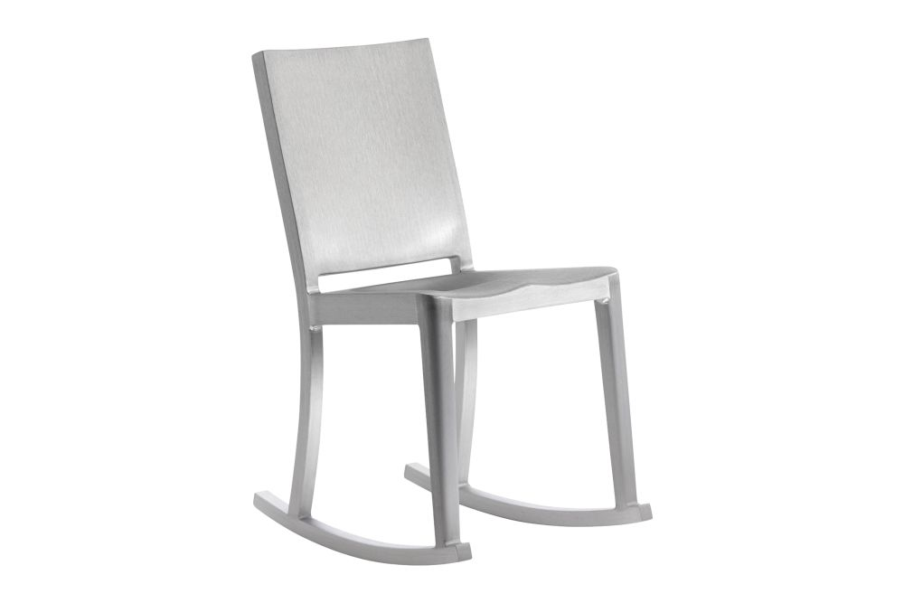 Hand Brushed,Emeco,Lounge Chairs,chair,furniture,white