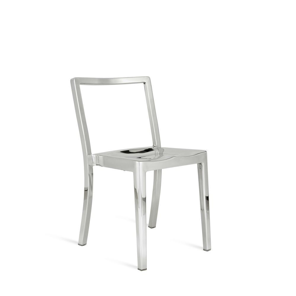 Hand Brushed,Emeco,Dining Chairs,chair,furniture,white