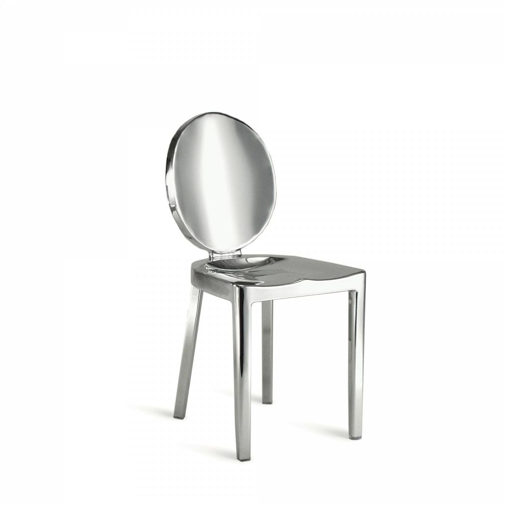 Hand Brushed,Emeco,Dining Chairs,chair,furniture,table