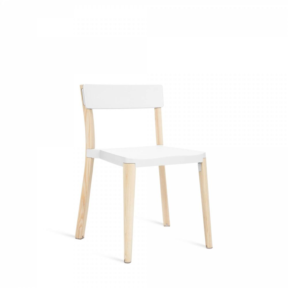 Dark Grey, Dark Wood Base, Without Seat Pad, Without Back Pad,Emeco,Dining Chairs,beige,chair,furniture