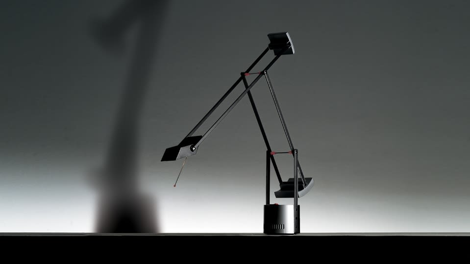Black,Artemide,Table Lamps,crane,photography,sky