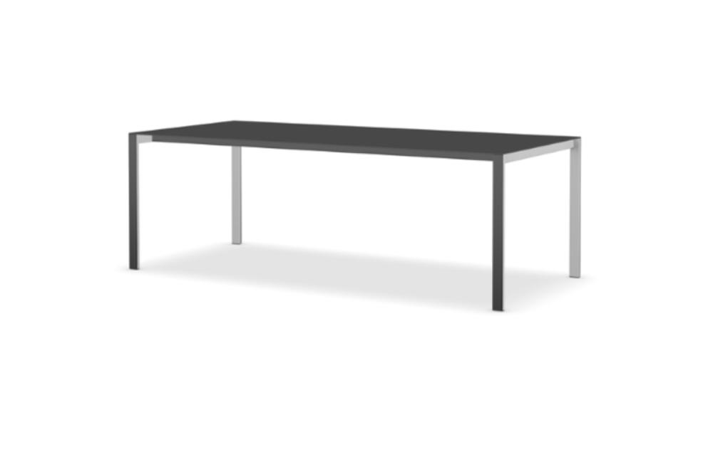 Think-K Longo Aluminium Table by Kristalia