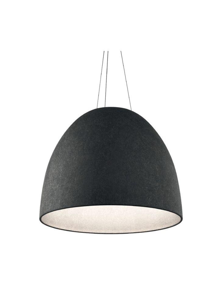 White/dark Grey,Artemide,Pendant Lights,black,ceiling,ceiling fixture,lamp,lampshade,light,light fixture,lighting,lighting accessory,pendant,product