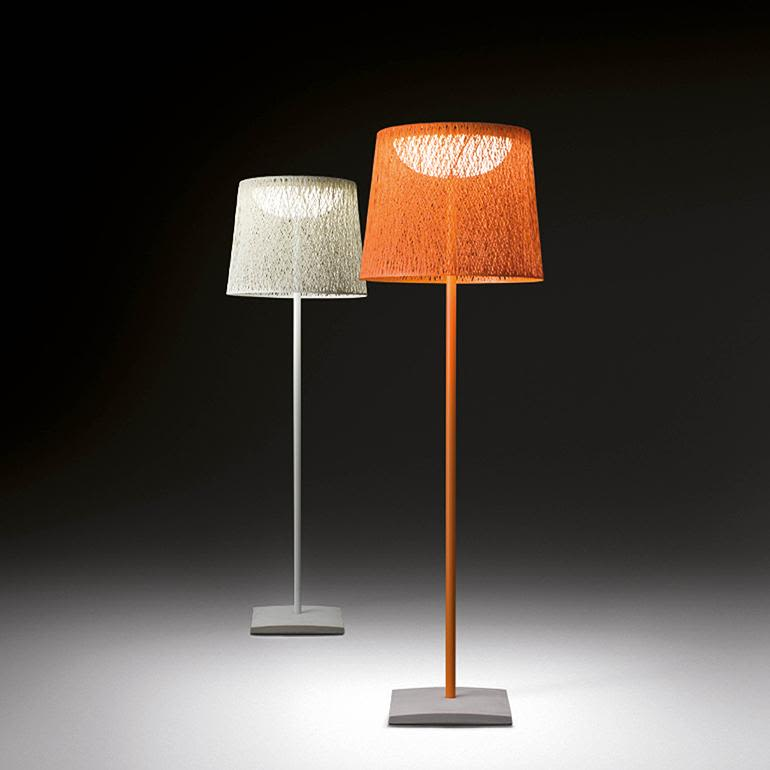 White,Vibia,Floor Lamps,floor,lamp,lampshade,light,light fixture,lighting,lighting accessory,material property,table