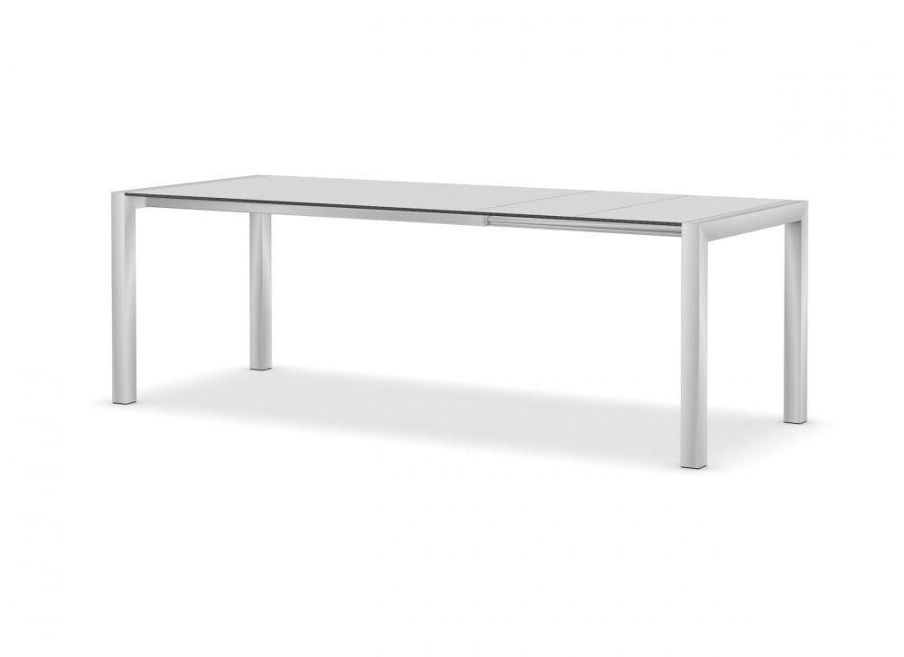 150-187-224, Anodised Aluminium, Alucompact white, Alucompact white, Alucompact white,Kristalia,Tables & Desks,coffee table,desk,furniture,outdoor table,rectangle,sofa tables,table